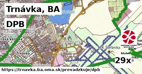 DPB v Trnávka, BA