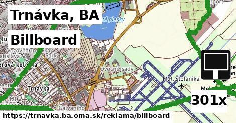 billboard v Trnávka, BA