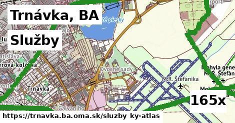 služby v Trnávka, BA