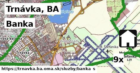 banka v Trnávka, BA