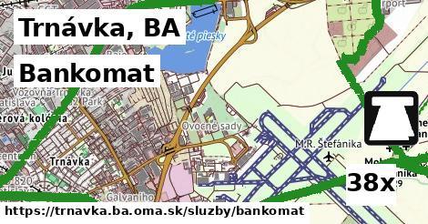 bankomat v Trnávka, BA