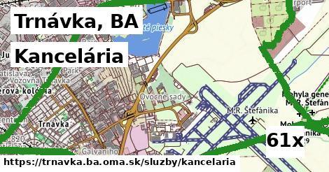 kancelária v Trnávka, BA