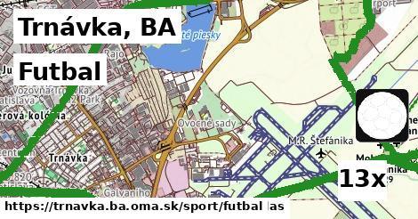 futbal v Trnávka, BA