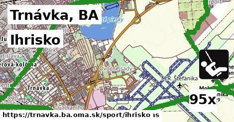 ihrisko v Trnávka, BA