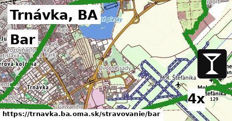 bar v Trnávka, BA