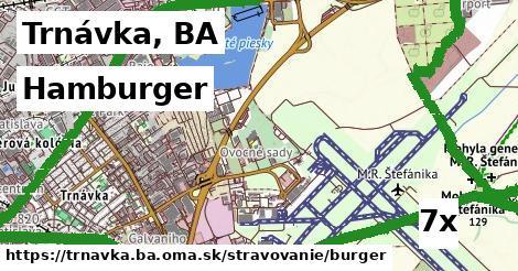 hamburger v Trnávka, BA