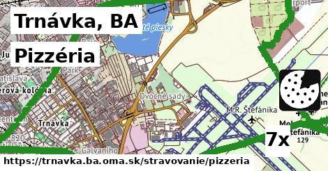 pizzéria v Trnávka, BA