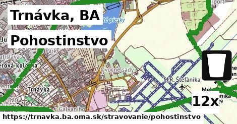 pohostinstvo v Trnávka, BA