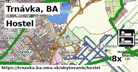 hostel v Trnávka, BA