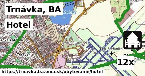 hotel v Trnávka, BA