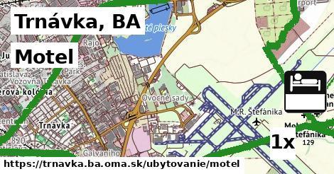 motel v Trnávka, BA