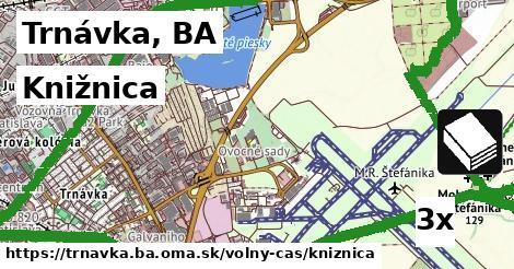 knižnica v Trnávka, BA