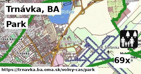 park v Trnávka, BA