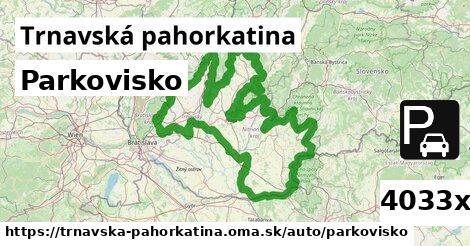 ilustračný obrázok k Parkovisko, Trnavská pahorkatina