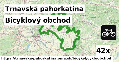 ilustračný obrázok k Bicyklový obchod, Trnavská pahorkatina