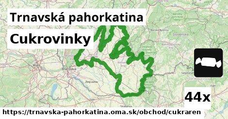 ilustračný obrázok k Cukrovinky, Trnavská pahorkatina