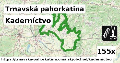 ilustračný obrázok k Kaderníctvo, Trnavská pahorkatina