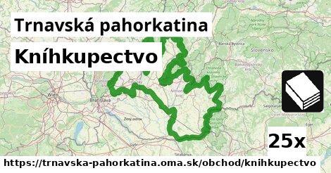 ilustračný obrázok k Kníhkupectvo, Trnavská pahorkatina
