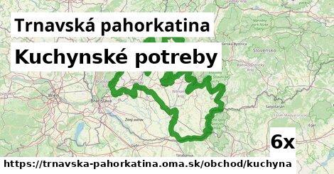 ilustračný obrázok k Kuchynské potreby, Trnavská pahorkatina