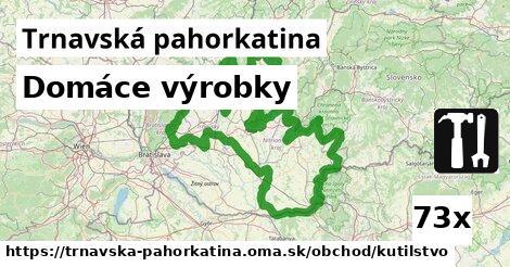 ilustračný obrázok k Domáce výrobky, Trnavská pahorkatina