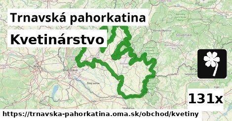 ilustračný obrázok k Kvetinárstvo, Trnavská pahorkatina