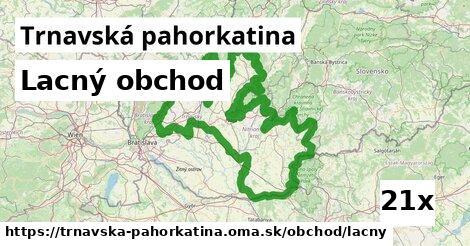 ilustračný obrázok k Lacný obchod, Trnavská pahorkatina