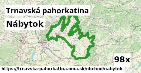 ilustračný obrázok k Nábytok, Trnavská pahorkatina