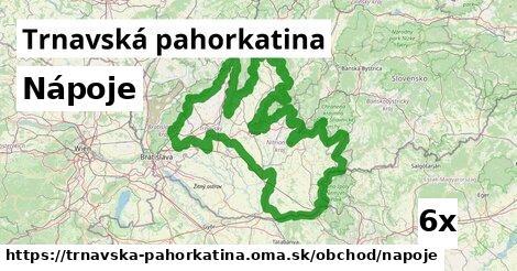 ilustračný obrázok k Nápoje, Trnavská pahorkatina