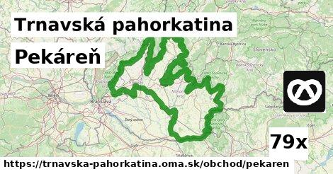 ilustračný obrázok k Pekáreň, Trnavská pahorkatina