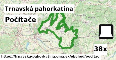 ilustračný obrázok k Počítače, Trnavská pahorkatina