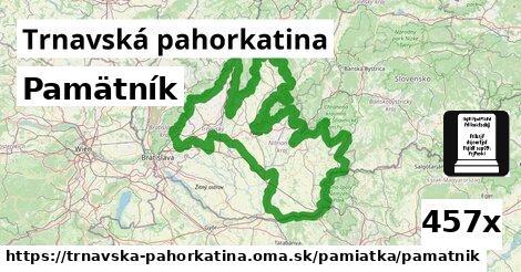 ilustračný obrázok k Pamätník, Trnavská pahorkatina