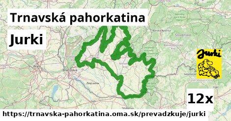 ilustračný obrázok k Jurki, Trnavská pahorkatina