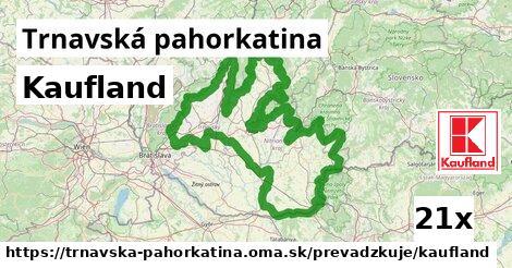 ilustračný obrázok k Kaufland, Trnavská pahorkatina
