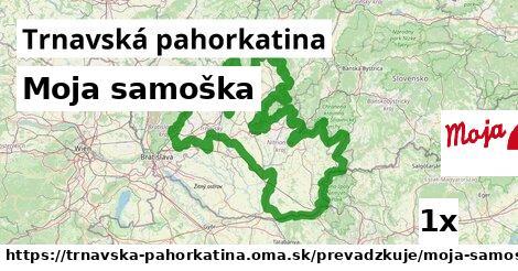 ilustračný obrázok k Moja samoška, Trnavská pahorkatina