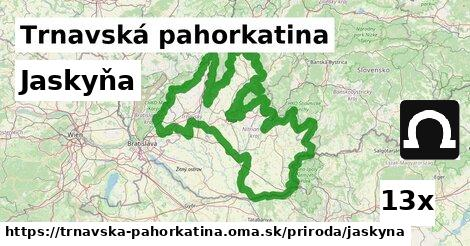 ilustračný obrázok k Jaskyňa, Trnavská pahorkatina
