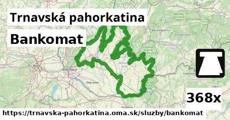 ilustračný obrázok k Bankomat, Trnavská pahorkatina