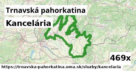 ilustračný obrázok k Kancelária, Trnavská pahorkatina