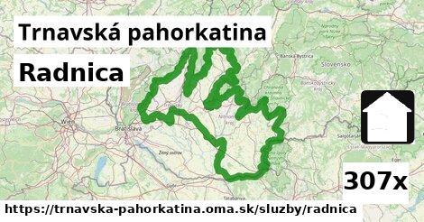 ilustračný obrázok k Radnica, Trnavská pahorkatina
