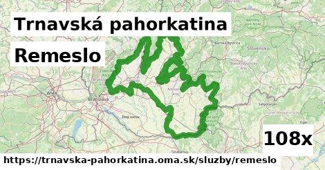 ilustračný obrázok k Remeslo, Trnavská pahorkatina