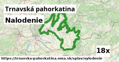 ilustračný obrázok k Nalodenie, Trnavská pahorkatina