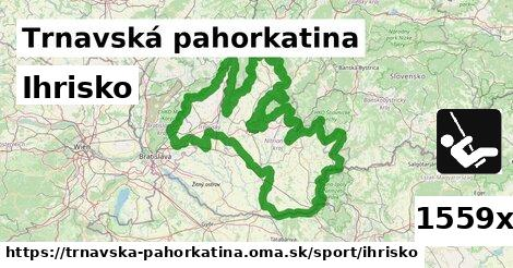 ilustračný obrázok k Ihrisko, Trnavská pahorkatina