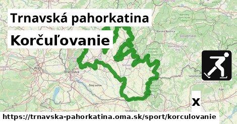 ilustračný obrázok k Korčuľovanie, Trnavská pahorkatina