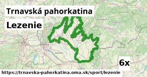 ilustračný obrázok k Lezenie, Trnavská pahorkatina