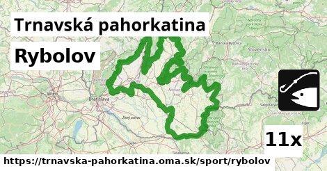 ilustračný obrázok k Rybolov, Trnavská pahorkatina