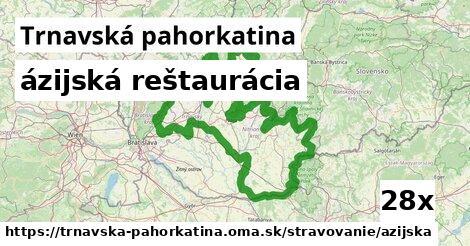 ilustračný obrázok k ázijská reštaurácia, Trnavská pahorkatina