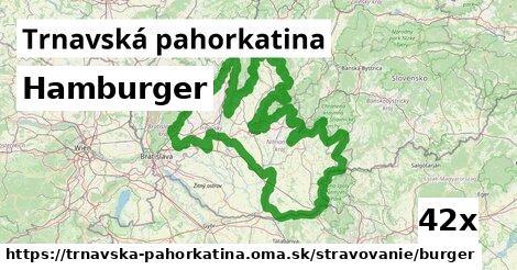 ilustračný obrázok k Hamburger, Trnavská pahorkatina