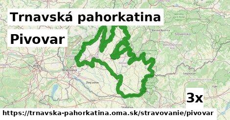 ilustračný obrázok k Pivovar, Trnavská pahorkatina