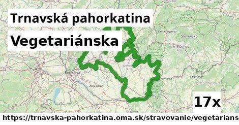 ilustračný obrázok k Vegetariánska, Trnavská pahorkatina