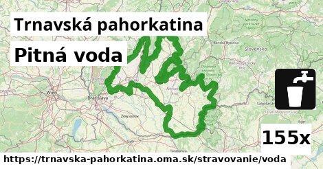 ilustračný obrázok k Pitná voda, Trnavská pahorkatina