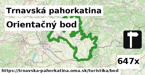 ilustračný obrázok k Orientačný bod, Trnavská pahorkatina